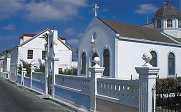 Nassau Bahamas Doyle House West Street Photographs